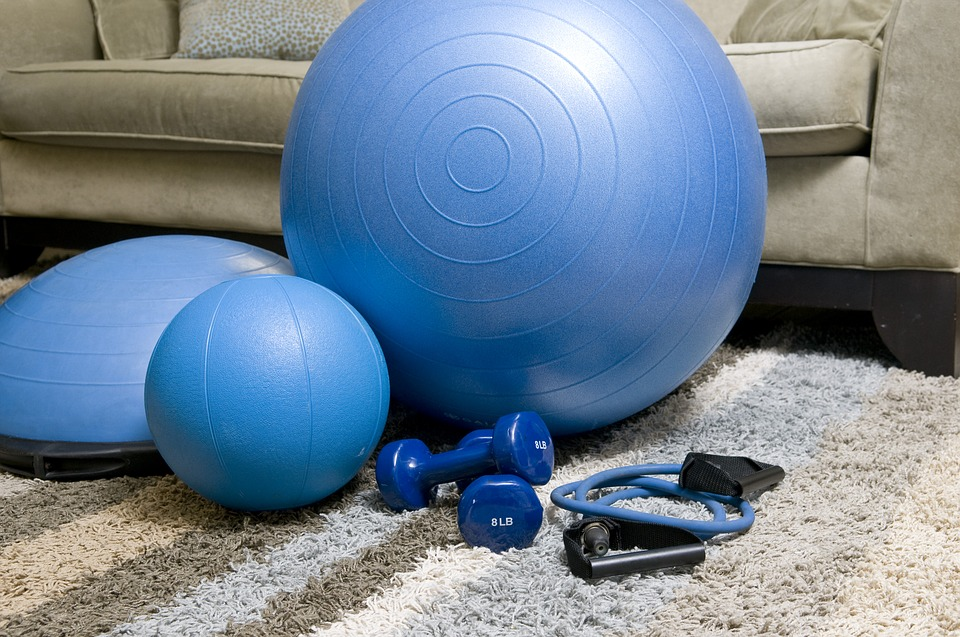 The perfect gym at home with equipment hire